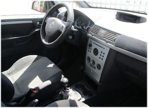 Opel-Meriva-Radio-2003-2005 opel meriva a radioeinbauset 1 din mit fach dunkelsilber Opel Meriva A Radioeinbauset 1 DIN mit Fach dunkelsilber Opel Meriva Radio 2003 2005