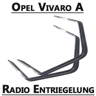 Opel Vivaro Autoradio Entriegelung Opel Vivaro Autoradio Entriegelung Opel Vivaro Autoradio Entriegelung