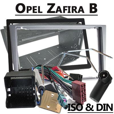 opel zafira 2 din radio einbauset hellsilber Opel Zafira 2 DIN Radio Einbauset hellsilber Opel Zafira 2 DIN Radio Einbauset hellsilber