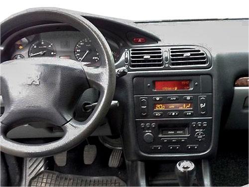 Peugeot-406-Radio-2003 Peugeot 406 Autoradio Einbauset 1 DIN Peugeot 406 Autoradio Einbauset 1 DIN Peugeot 406 Radio 2003