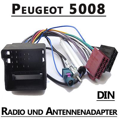 peugeot 5008 autoradio anschlusskabel din antennenadapter Peugeot 5008 Autoradio Anschlusskabel DIN Antennenadapter Peugeot 5008 Autoradio Anschlusskabel DIN Antennenadapter