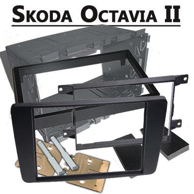 Skoda-Octavia-II-Doppel-DIN-Radioblende