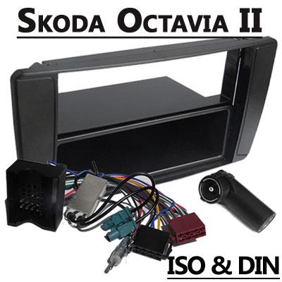 Skoda Octavia Radioeinbauset 1 DIN mit Antennen Diversity Skoda Octavia Radioeinbauset 1 DIN mit Antennen Diversity Skoda Octavia Radioeinbauset 1 DIN mit Antennen Diversity