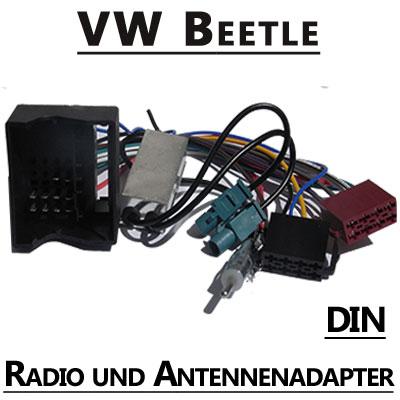 VW Beetle Radio Adapterkabel mit Antennen Diversity DIN VW Beetle Radio Adapterkabel mit Antennen Diversity DIN VW Beetle Radio Adapterkabel mit Antennen Diversity DIN