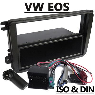 vw eos autoradio einbauset 1 din mit fach VW EOS Autoradio Einbauset 1 DIN mit Fach VW EOS Autoradio Einbauset 1 DIN mit Fach