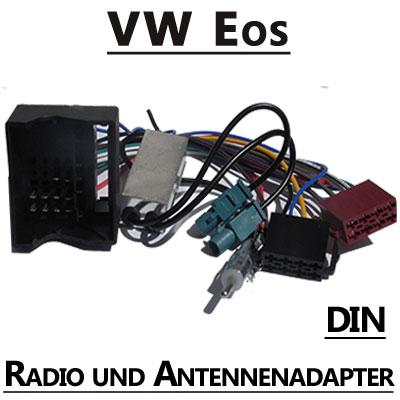 VW Eos Radio Adapterkabel mit Antennen Diversity DIN VW Eos Radio Adapterkabel mit Antennen Diversity DIN VW Eos Radio Adapterkabel mit Antennen Diversity DIN