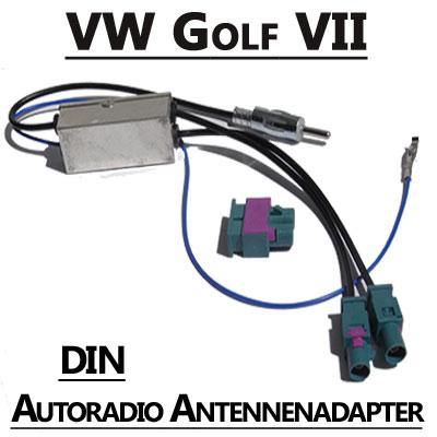 VW-Golf-VII-Antennenadapter-mit-Antennendiversity-DIN