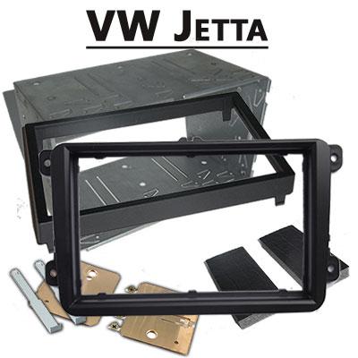 VW-Jetta-Doppel-DIN-Radioblende