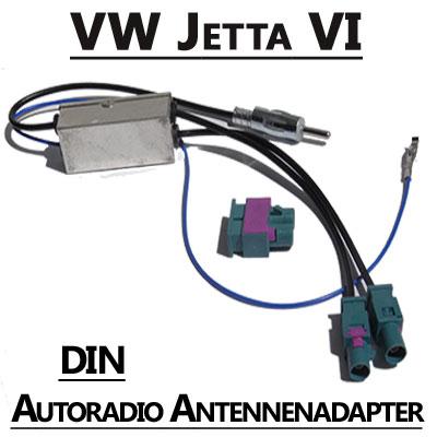 VW Jetta VI Antennenadapter mit Antennendiversity DIN VW Jetta VI Antennenadapter mit Antennendiversity DIN VW Jetta VI Antennenadapter mit Antennendiversity DIN