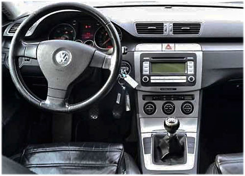 vw passat b6 autoradio einbauset mit antennen diversity. Black Bedroom Furniture Sets. Home Design Ideas