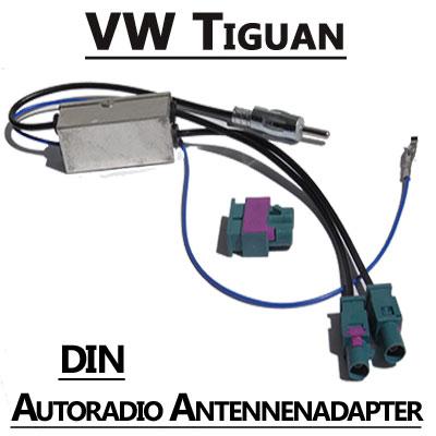 VW Tiguan Antennenadapter mit Antennendiversity DIN VW Tiguan Antennenadapter mit Antennendiversity DIN VW Tiguan Antennenadapter mit Antennendiversity DIN
