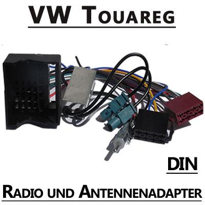 VW Touareg Radio Adapterkabel mit Antennen Diversity DIN VW Touareg Radio Adapterkabel mit Antennen Diversity DIN VW Touareg Radio Adapterkabel mit Antennen Diversity DIN