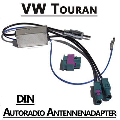 VW Touran Antennenadapter mit Antennendiversity DIN VW Touran Antennenadapter mit Antennendiversity DIN VW Touran Antennenadapter mit Antennendiversity DIN
