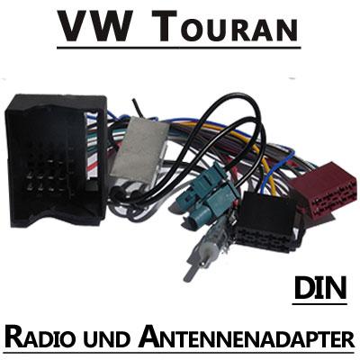 VW Touran Radio Adapterkabel mit Antennen Diversity DIN VW Touran Radio Adapterkabel mit Antennen Diversity DIN VW Touran Radio Adapterkabel mit Antennen Diversity DIN