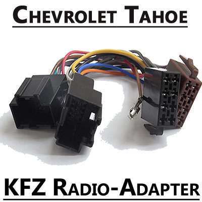 chevrolet tahoe gmt921 radio adapter iso stecker Chevrolet Tahoe GMT921 Radio Adapter ISO Stecker Chevrolet Tahoe GMT921 Radio Adapter ISO Stecker