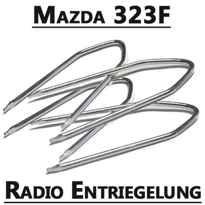 Mazda 323 Autoradio Entriegelung Mazda 323 Autoradio Entriegelung Mazda 323 Autoradio Entriegelung