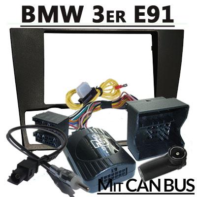 BMW-3er-Touring-Lenkradfernbedienung-2DIN-Radioeinbauset