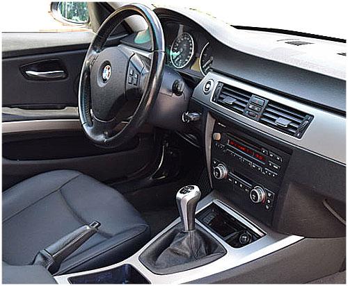 BMW-E91-Touring-mit-Climatronik-und-Business-Professional-Radio bmw 3er e91 touring autoradio einbauset doppel din BMW 3er E91 Touring Autoradio Einbauset Doppel DIN BMW E91 Touring mit Climatronik und Business Professional Radio
