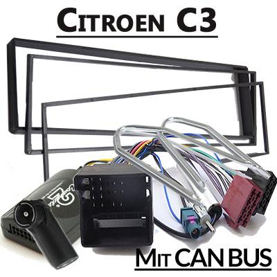 citroen c3 lenkradfernbedienung mit autoradio einbauset 1 din Citroen C3 Lenkradfernbedienung mit Autoradio Einbauset 1 DIN Citroen C3 Lenkradfernbedienung mit Autoradio Einbauset 1 DIN