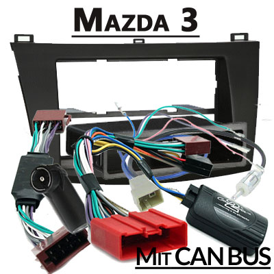 Mazda 3 Bose Lenkradfernbedienung mit 2 DIN oder 1 DIN Radioeinbauset Mazda 3 Bose Lenkradfernbedienung mit 2 DIN oder 1 DIN Radioeinbauset Mazda 3 Bose Lenkradfernbedienung mit 2 DIN oder 1 DIN Radioeinbauset