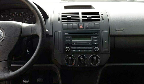VW T5 Radioeinbauset Doppel DIN mit Anschlusskabel VW Polo 9N3 Einbauset Fremdradio 1DIN mit Anschlusskabel VW Polo 9N3 Radio